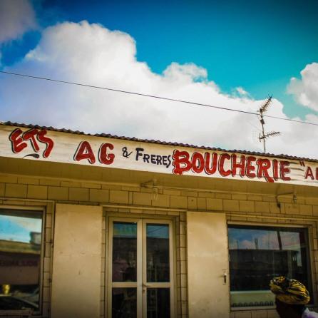 Quartier Mvoungou © artiste pointenoireenscene